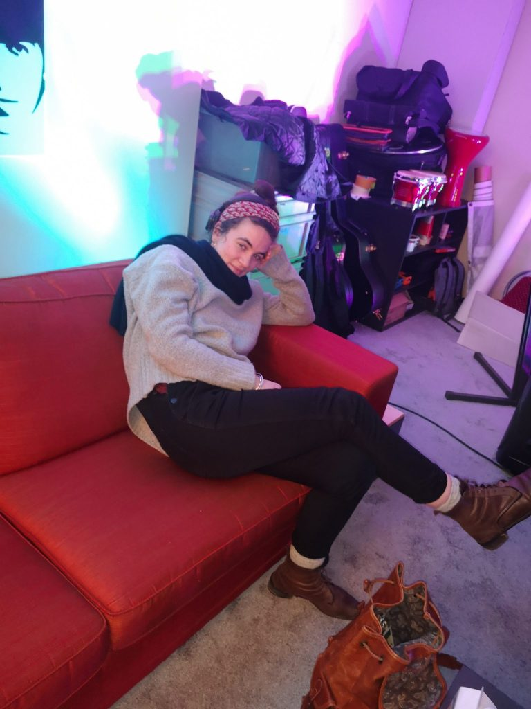 Sofa ist OK.